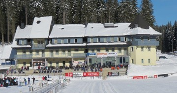 POKLJUKA BIATHLON CENTER, SLOVENIJA
