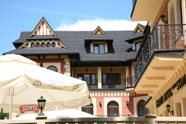 Hotel Stamary, Zakopane, Poljska