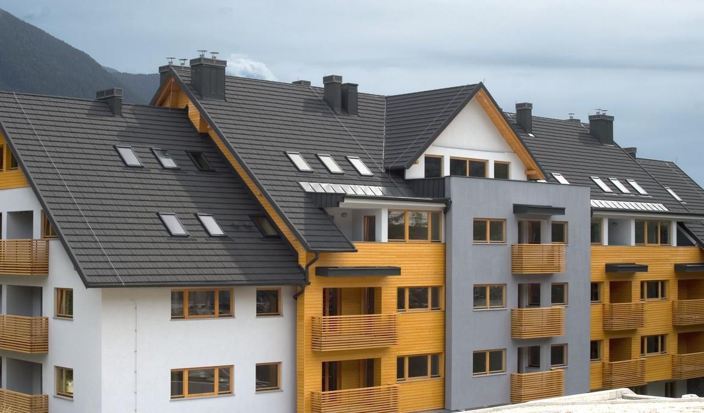 Apartment house Kranjska, Slovenija