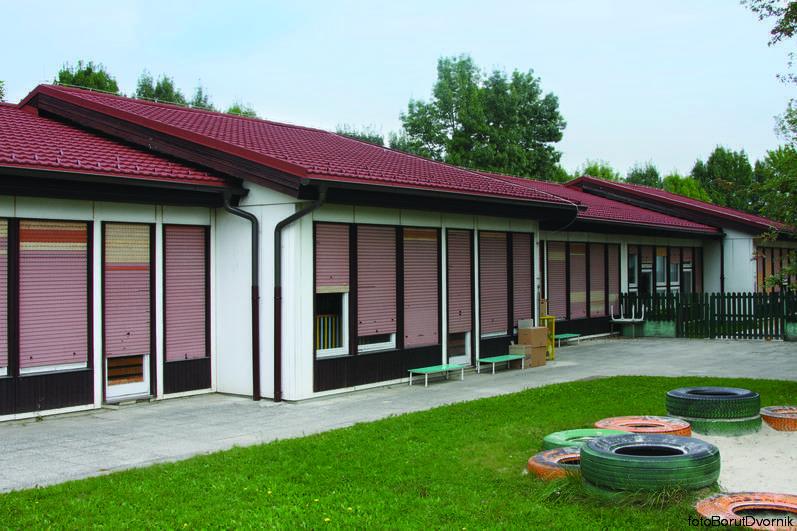 Vrtec MRAVLJINČEK, Slovenija