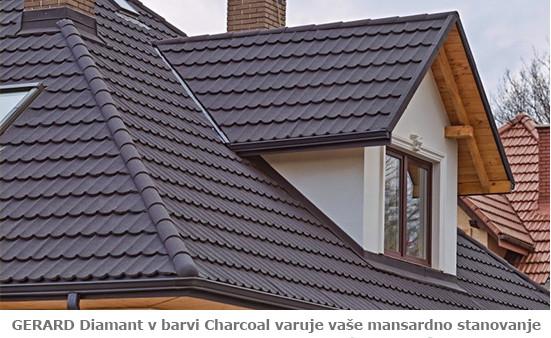 Posebne rešitve pri izdelavi strehe