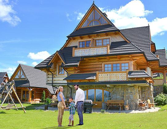 Najdaljša garancija za streho, kar jih lahko dobite