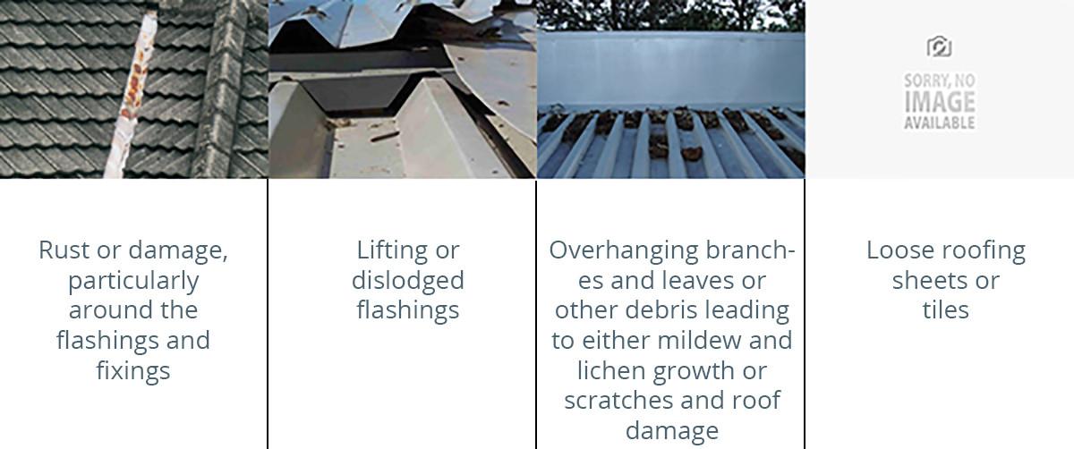 Preverite svojo streho