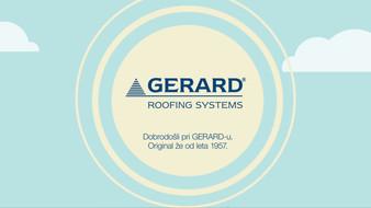 5 edinstvenih prednosti prenove strehe z GERARD kritino