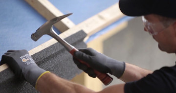 GERARD®: Vgradnja strešnikov in zaključnih elementov